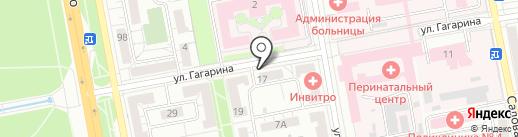 Банкомат, АКБ Авангард, ПАО на карте Белгорода