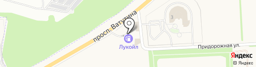 Мастер дом на карте Дубового