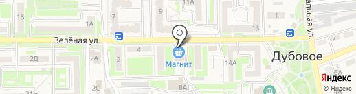 QIWI на карте Дубового