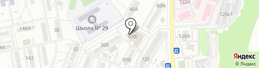 Инновационный Креатив на карте Белгорода