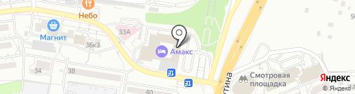 АМАКС на карте Белгорода