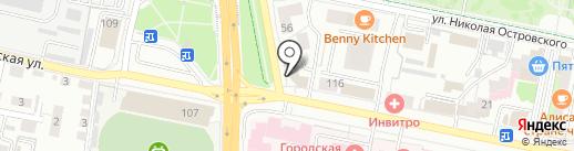 Дом фото на карте Белгорода