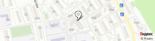 Торговая фирма на карте Белгорода