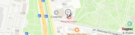 Целиакии.нет на карте Белгорода