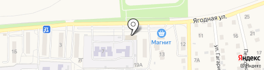 Романцовские полуфабрикаты на карте Дубового