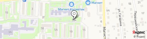 В Теремке на карте Дубового