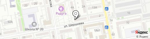 Пивная бухта на карте Белгорода