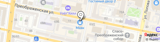 Deloras на карте Белгорода