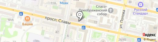 Горин Продукт на карте Белгорода