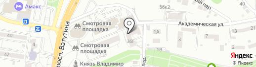 NoSmoke на карте Белгорода