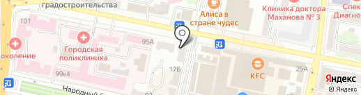 Томаровский Мясокомбинат, ЗАО на карте Белгорода