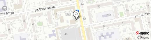 Инспекция Федеральной налоговой службы России по г. Белгороду на карте Белгорода