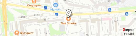 НЕРЕАЛЬНОСТЬ на карте Белгорода
