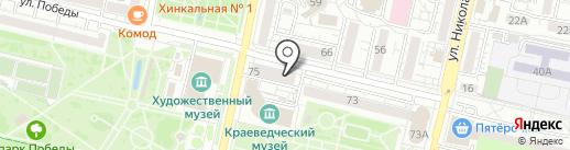 Lirio Blanko на карте Белгорода