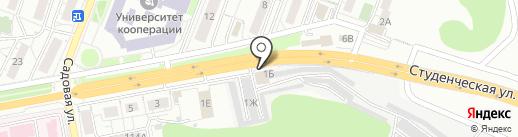 Авто Плюс на карте Белгорода