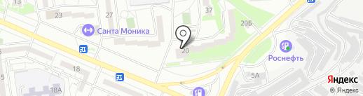 Самаркандская чайхана на карте Белгорода