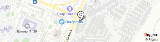Хладотехника на карте Белгорода