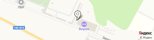 ЛБР-АгроМаркет на карте Беломестного