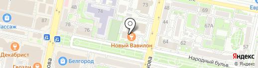 PANDA COFFEE на карте Белгорода