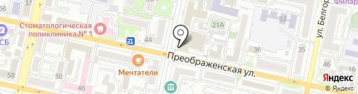 АКБ Металлинвестбанк, ПАО на карте Белгорода