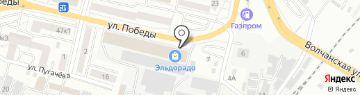 Grasse на карте Белгорода
