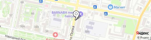 Пивное Ассорти на карте Белгорода