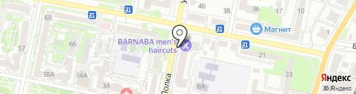 DecoraRoom на карте Белгорода