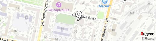 Компания по ремонту окон на карте Белгорода