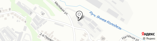 Don Pesto на карте Белгорода