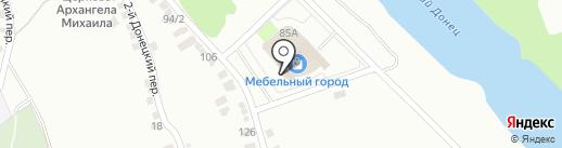 TARKO на карте Белгорода