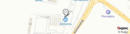 Motodrive31.ru на карте Белгорода