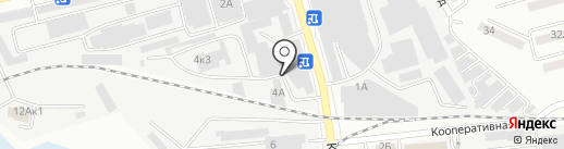 BELFLOR на карте Белгорода