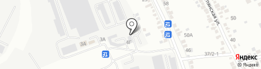 БелАвтоспец на карте Белгорода