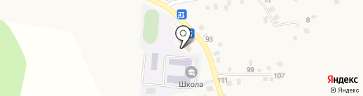 Воскресная школа на карте Беломестного