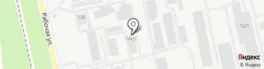 Гидравлика на карте Белгорода
