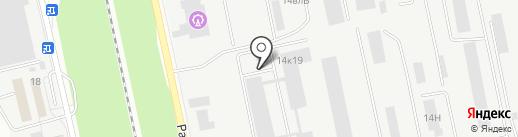 БелЮжкабель, ЗАО на карте Белгорода