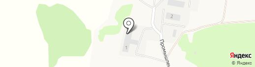 Дальнобойщик на карте Новосадового