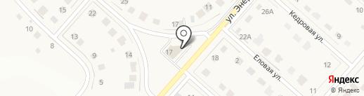 Высота-31 на карте Новосадового