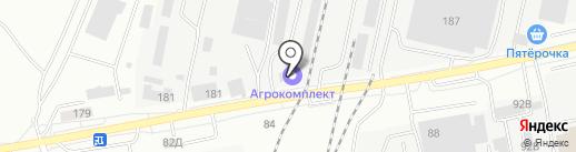 М-Траст на карте Белгорода