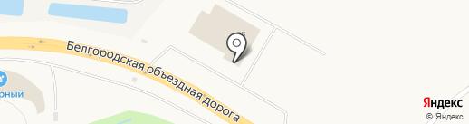 БелТракЦентр на карте Разумного