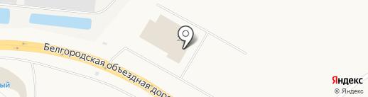 DAF на карте Разумного