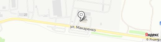 АэроБел, ЗАО на карте Белгорода