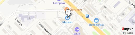 Антураж на карте Разумного