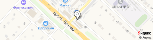 Автосервис на карте Разумного