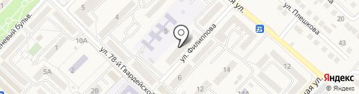 Центрально-Черноземный Банк Сбербанка России на карте Разумного