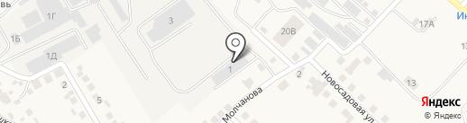БелГермес на карте Разумного