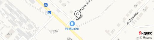 СМЦ Инбитек на карте Разумного