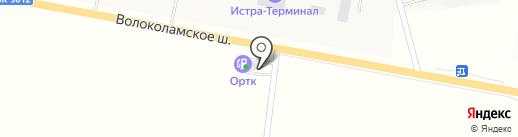 Экспресс на карте Первомайского
