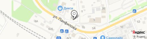 Почта Банк, ПАО на карте Истры
