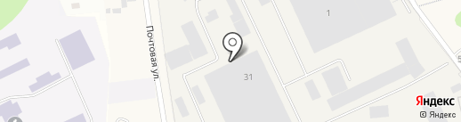 ОЗ ВНИИЭТО на карте Истры